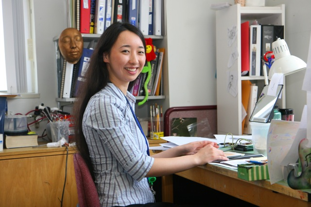 Ikumi is a medical & scientific illustrator helping researchers, doctors, and educators communicate quickly and effectively