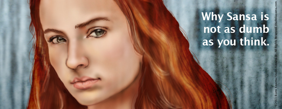 Sansa Stark from Game of Thrones